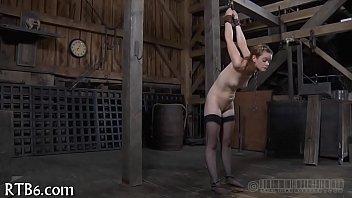 Insane bondage porn
