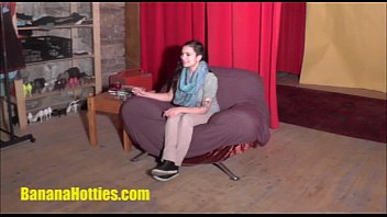 Crazy teen does blowjob at the CASTING 13 min