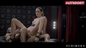 LETSDOEIT - (Alexis Crystal & Lutro) Fifty Shades Erotica With A Sexy Czech Babe 14分钟