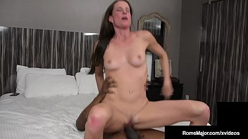 Skinny Sofie Marie Fucked & Creampied By BBC Rome Major!