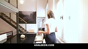 Negotiation Anal With Hot MILF-  Tina Kay 8 min