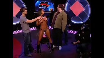 Howard stern nude contest Brianna frost howard stern