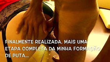 """PAULA CDZINHA EM UMA ORGIA REAL COM UM NEGÃO E UM NOVINHO! <span class=""""duration"""">24 min</span>"""