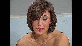Maria Menendez Pantyhose Solo Tease