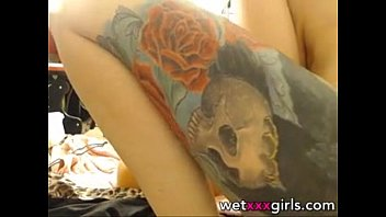 Girl using a lot of sex toys 2 h 13 min