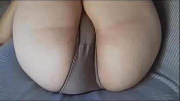 Hot girl in panties showing off sensual