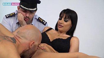 SUGARBABESTV: Greek Police Officers Crazy Sex