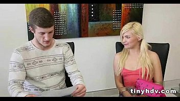 Really small teen pussy Alex Little 91