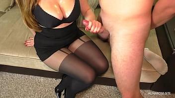 Titfuck Step Sister Big Tits And Handjob - Cum Tits