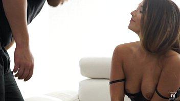 NubileFilms Black lace seduction