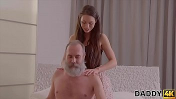 DADDY4K. Teen babe tells a story about her daddy porn experience