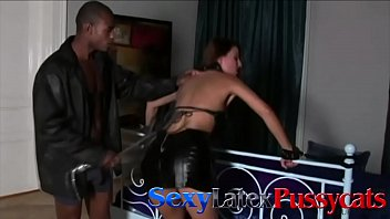 Whipped Bound Latex Babe