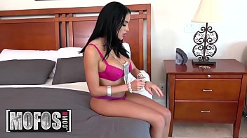 Latina Sex Tapes - (Victoria June) - Spanish Dirty Talking Stepmom - Mofos