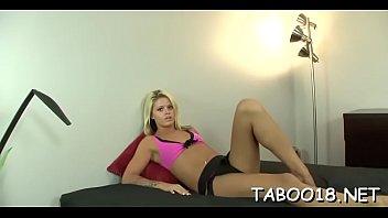 Wild classroom knob pleasing featuring ravishing teen blondie 5 min
