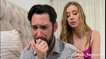 Daddy Please Stay, I WILL DO ANYTHING! - Haley Reed