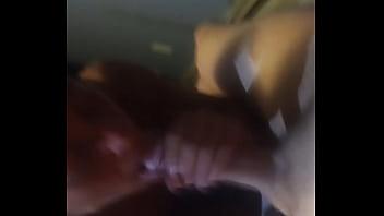 Girls stroking penis Girlfriend sucking my dick.pov.very hot.