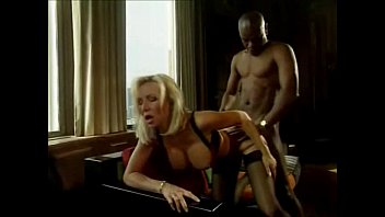 Pornstar adora black Beautiful busty blonde just loves big black cock, helen duval