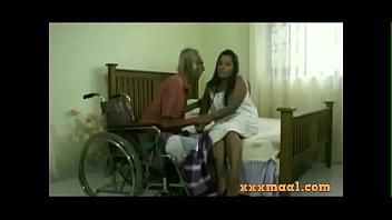 Xxxmaal Thisaravige Rathriya Hot Scene With Old Man