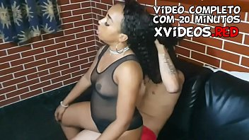 Brazilian black big ass girl get her ass fucked by big white cock - Full Video on Xvideos RED 10 min