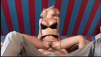 Italian pornstar Milly D'Abbraccio riding a big cock!