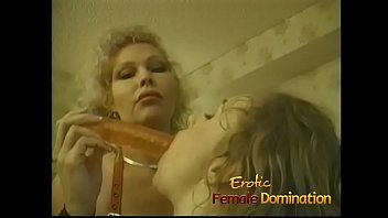 Sexy submissive girls do everything their horny mistress tells them