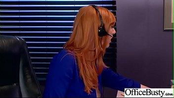 Hardcore Intercorse With Huge Juggs Office Girl (Lauren Phillips) mov-20