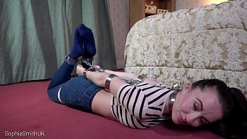 30 Minute Strict Collared Hogtie Bondage JOI Preview