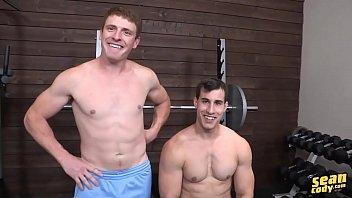 Sean Cody - (Curtis Randy Bareback) - Gay Movie 6 min