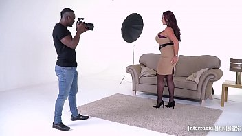 Interracial Bangers Emma Butt & Her Photographer Get Your What You Want!