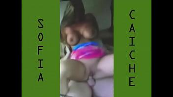 SOFIA CAICHE FAMOSA TV ECUADOR FOLLANDO FUCKING
