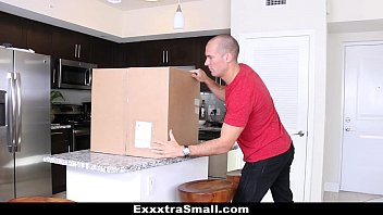 Exxxtrasmall - Small Tight Pussy Teen (Hope Harper) Gets Destroyed