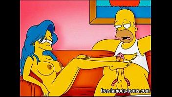 Marge Simpson mature sexwife Vorschaubild