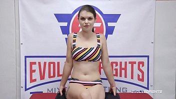 Nude wrestling has Anastasia Rose finger fucked by Jason - Evolved Fights thumbnail