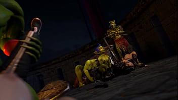 Boob magee Booty ambush - dungeons dragons