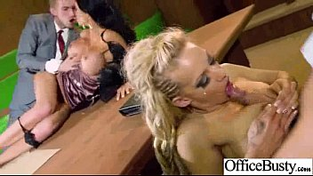 Sexy Office Slut Girl (jasmine loulou) With Big Tits  Enjoy Sex Act video-16