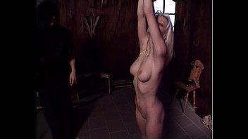 Blond Slave Undressed