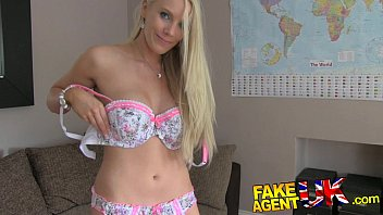 FakeAgentUK South African babe put through paces in fake casting preview image