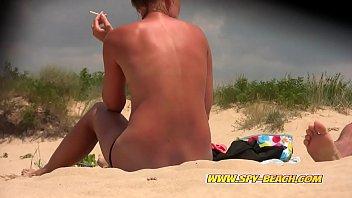 Nude Beach Voyeur Amateur Babes Public Spy Beach Video 7 min