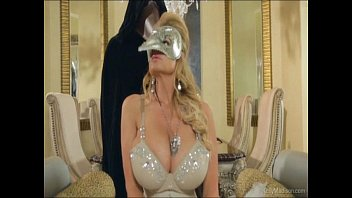 Busty Beauty Fucked At A Masquerade Ball