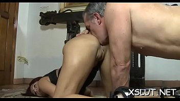 sinful lady gets shaved taco fucked