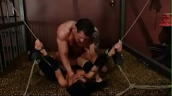 Mahina Zatana & aggressive muscleman Lee Stone - Rough sex (pt.2)