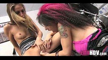 Lesbian goth chicks 072