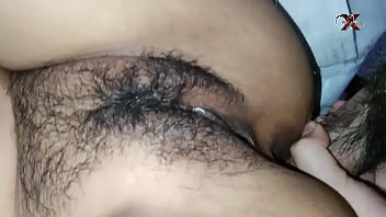 FUCKING MY COUSIN'S ASS IN NEW YEAR !!! Mexican Latina brunette celebrating new year 2021 gets her ass filled with cum