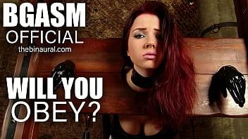Will You Obey? - Slave Hypnosis (BGASM)