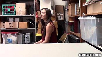 Jade Amber Gets Caught thumbnail