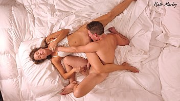 Real Couple Sensual Touching, Caressing, and Body Worshiping - Kate Marley