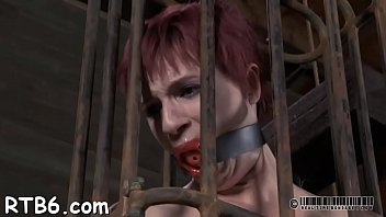 Free violent sex clips Geeky honey is bounded for violent punishment