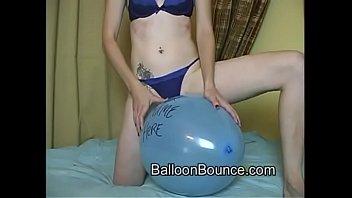 Balloon bounce 6 min