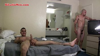 Hot gay men fucking boys - Hot latino thugs fuck each other tight culos bareback
