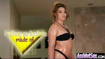 Anal Hardcore Sex With Huge Butt Girl (klara gold) clip-17